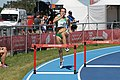 Athletics at the 2018 Summer Youth Olympics – Girls' 400 metre hurdles - Stage 2 07.jpg
