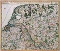 Atlas Van der Hagen-KW1049B10 083-TABULA GEOGRAPHICA QUA PARS SEPTENTRIONALIS SIVE INFERIOR RHENI, MOSAE, ET MOSSELAE, maximaeque partes VISURGIS, MOENI, AMASI, SCALDIS, ISALAE, et alia in eosdem influentia Flumina.jpeg