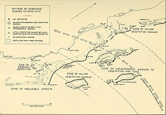 Hurricane Hattie - Image: Atoll research bulletin (1969) (20345898205)