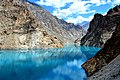 Attabad lake in Hunza Valley.jpg