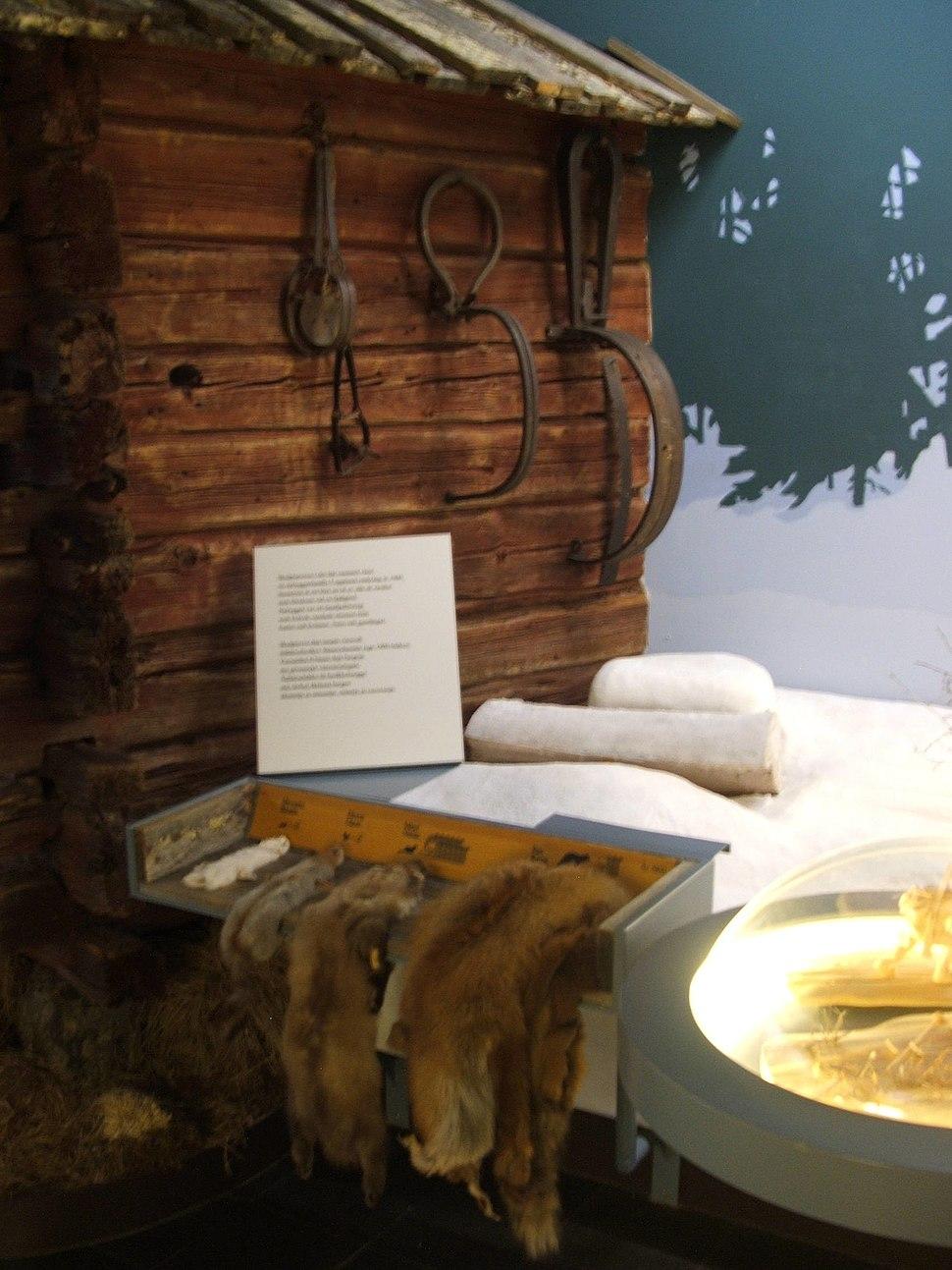 Attje Museum Jokkmokk-exhibition