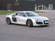Black Matte Audi R8 >> Audi R8 - Wikipedia