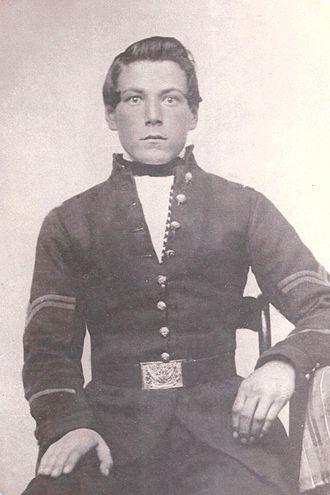 School of Practice - Augustus Meyers 1856