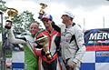 Autódromo Víctor Borrat Fabini de El Pinar - 2011 Mercosur Superbikes Cup - SBK Amateur podium.jpg