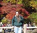Autumn colors at Guanmen Mountain (1785065104).jpg