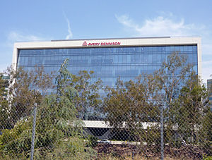 Avery Dennison - Avery Dennison headquarters in Glendale