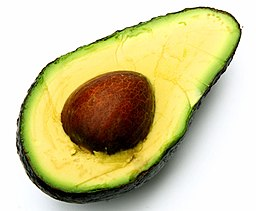 Avocado open