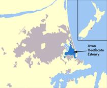 AvonHeathcoteEstuaryNZ-map.png