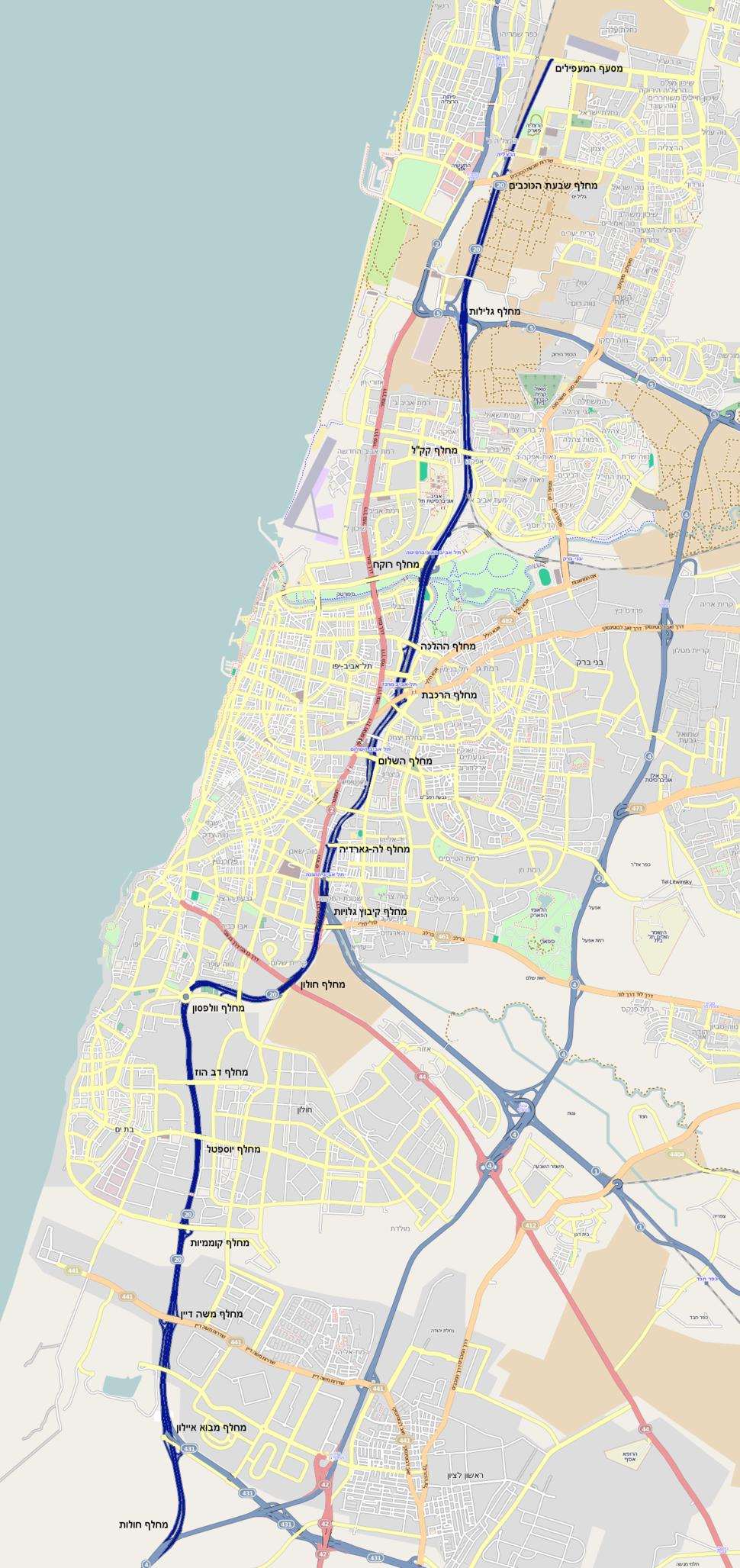 Ayalon Highway