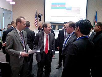 Richard Morningstar - Azerbaijan-U.S. ICT Forum, December 3, 2013