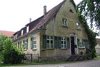 Bächingen an der Brenz Pfarrhaus 2043.JPG