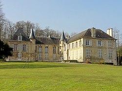 Béthisy-Saint-Pierre (60), château de la Douye, parc municipal 5.jpg