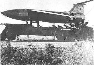 24th Tactical Missile Squadron - Matador Missile used for training