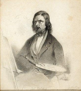 Barend Cornelis Koekkoek - Koekkoek (1844)