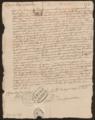 B. de Spinoza - Letter in Dutch of 3 June 1665 - Brief van 3 juni 1665.png
