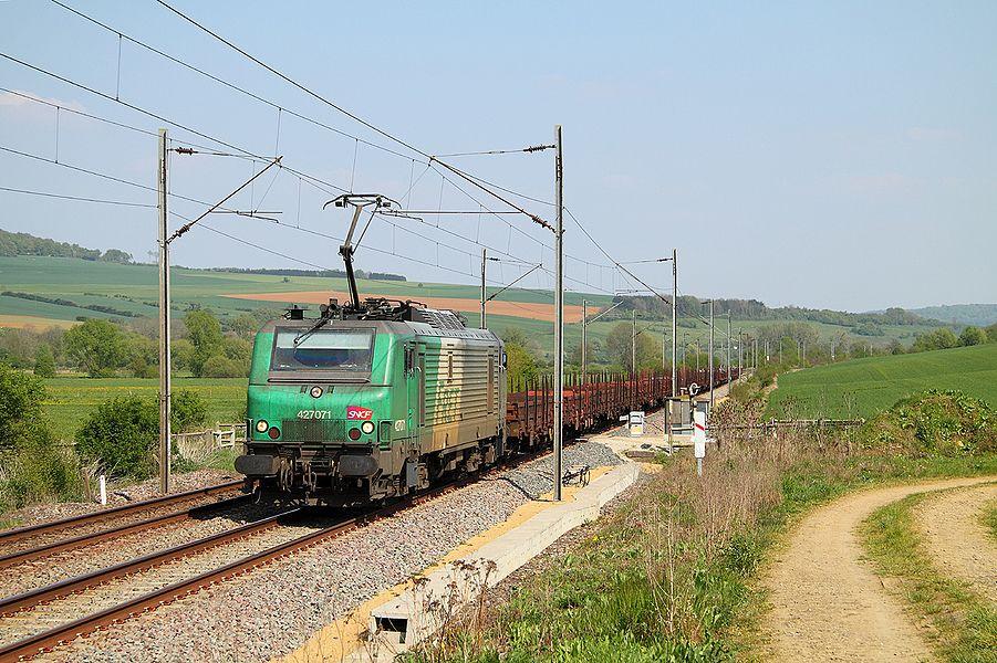 BB 27071 - 2011-04-20 - Villécloye