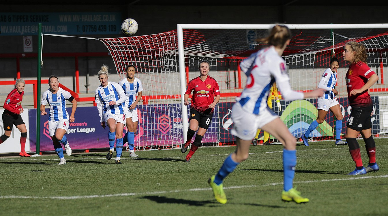 BHA Women 0 Man Utd Women 2 WFAC 4th rd 03 02 2019-483 (46072277125).jpg