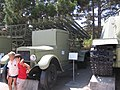 BM-13-16 on ZIS-12 chassis at the Museum on Sapun Mountain Sevastopol 1.jpg