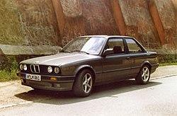 BMW 3-Series E30.