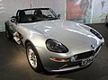 BMW Z8 (The World Is Not Enough) front-left-2 National Motor Museum, Beaulieu.jpg