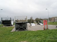 BMX Park in Bartons Road - geograph.org.uk - 736672.jpg