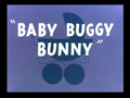 Baby Buggy Bunny title card.png