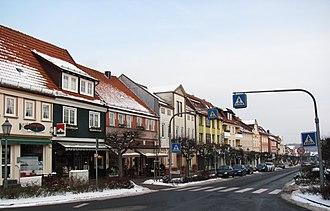 Bad Sachsa - Image: Bad Sachsa High St