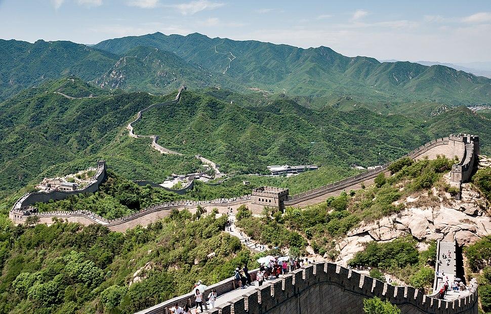 Badaling China Great-Wall-of-China-01