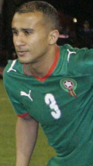 Badr El Kaddouri - Badr El Kaddouri playing for  Morocco