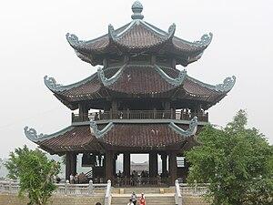 Bái Đính Temple - The 22m-tall Bell Tower of Bái Đính