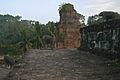 Bakong - Elephants on Central Pyramid (4192579271).jpg