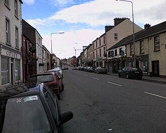 Ballinamore - Main Street-High Street, Ballinamore