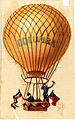 "Balloon ""Columba"" flying with two passengers, 1860-1900.jpg"