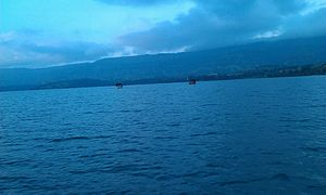 Satara (city) - Bamnoli Boating View