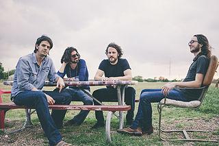 Band of Heathens band that plays Americana