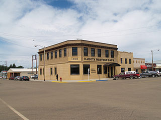 Bowman, North Dakota City in North Dakota, United States
