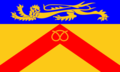 Banner of arms of Staffordshire council.png