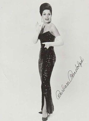 Barbara Randolph - Barbara Randolph, circa 1962.