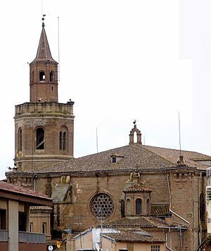 Roman Catholic Archdiocese of Zaragoza - Barbastro Cathedral.