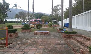 Hac Sa Park - Barbecue area at Hac Sa Park