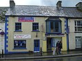 Barber shop, Raphoe - geograph.org.uk - 1402579.jpg