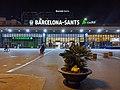 Barcelona Sants at night.jpg