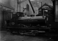 Barclay steam locomotive for the Taringamutu Totara Sawmill Company, circa 1910 ATLIB 337398.png