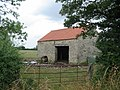 Barn apparently used as a shippen - geograph.org.uk - 211956.jpg