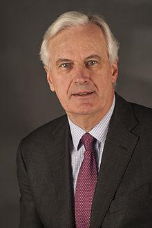 Michel Barnier en 2014.