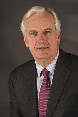 Michel Barnier - Image: Barnier, Michel 9568