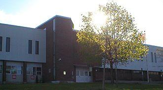 Barrie Central Collegiate Institute - Image: Barrie Central Collegiate Institute