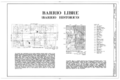Barrio Libre, West Kennedy and West Seventeenth Streets, Meyer and Convent Avenues, Tucson, Pima County, AZ HABS ARIZ,10-TUCSO,30- (sheet 1 of 28).png