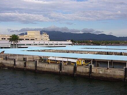 batangas seaport thesis study