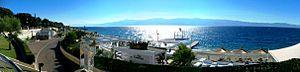 Beach of Reggio Calabria